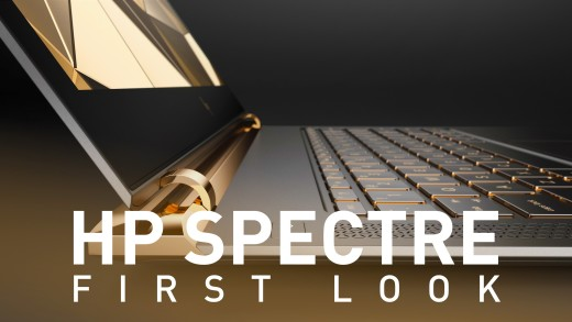 HP SPECTRE | Unboxing & First Impressions